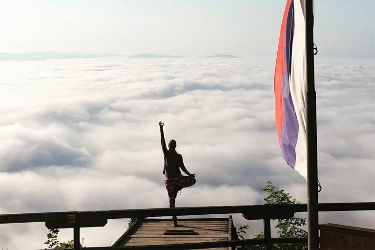 Hribi & joga